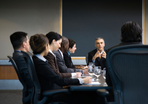 Women at the (Board Room) Table The Way Women Work