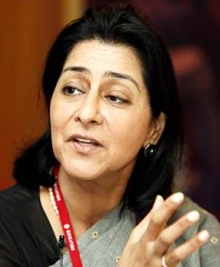 Naina Lal Kidwai india