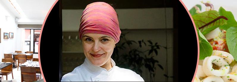 Chef Vivi Goncalves Sao Paulo Brazil The Way Women Work interview recipe for success