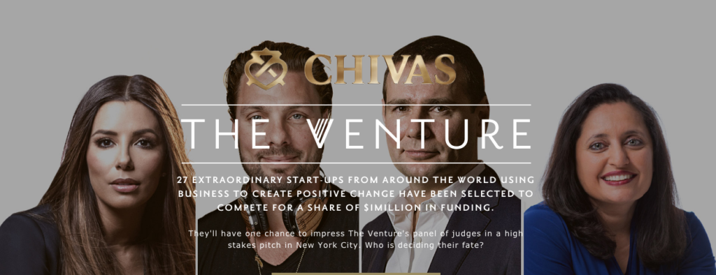 chivas the venture home page